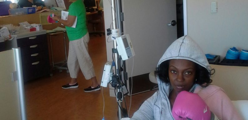 That 1st Round of Chemotherapy… I was Clueless but not Hopeless!