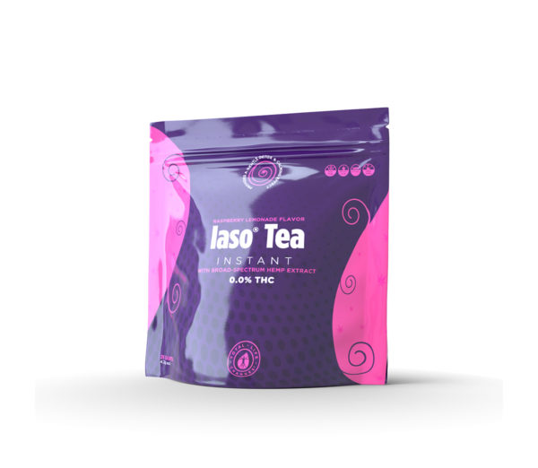 Raspberry CBD Detox Tea